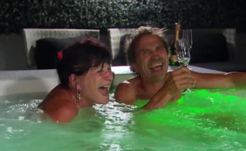 Jean-Claude et Yolanda