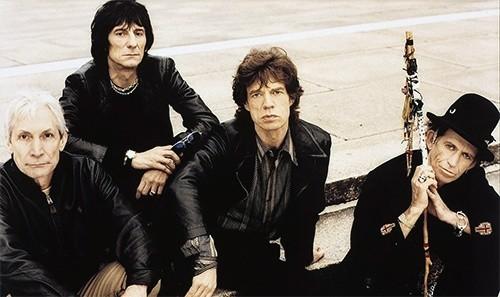 FX développe une série sur les Rolling Stones