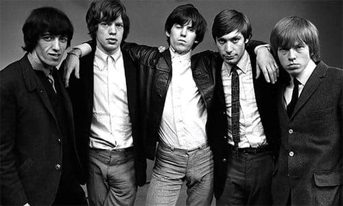 Une série sur les premières années des Rolling Stones.