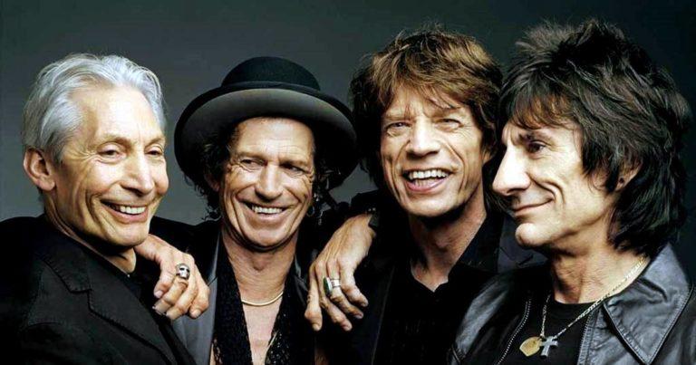 Série Rolling Stones