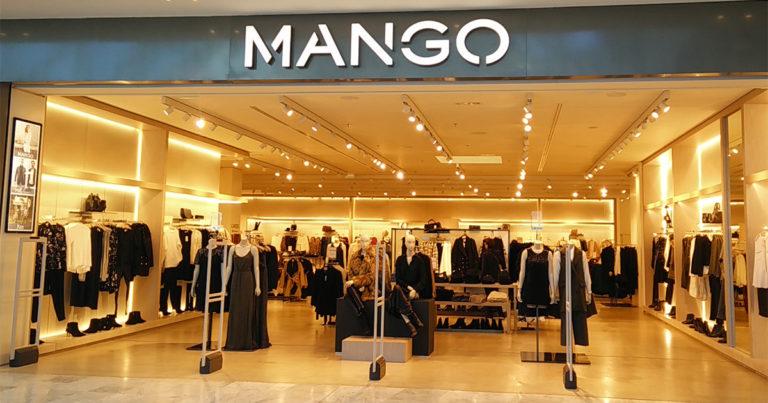 Mango - Pull camionneur