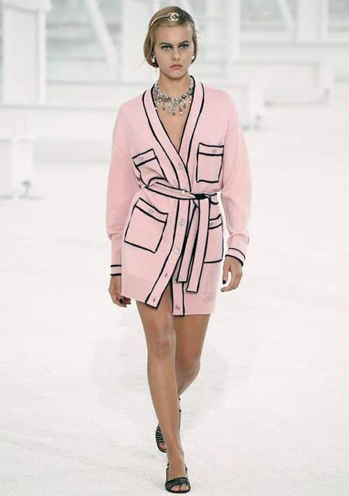 Défilé Chanel printemps-été 2021