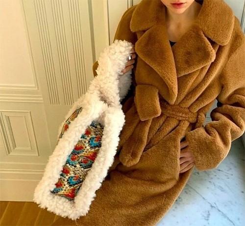 Le sac fluffy