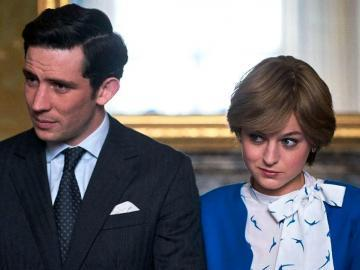 The Crown : Charles et Diana