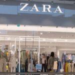Zara robe maille