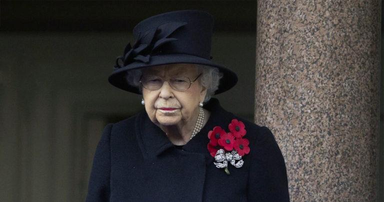 Elizabeth II est en deuil