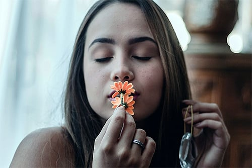 La perte d'odorat