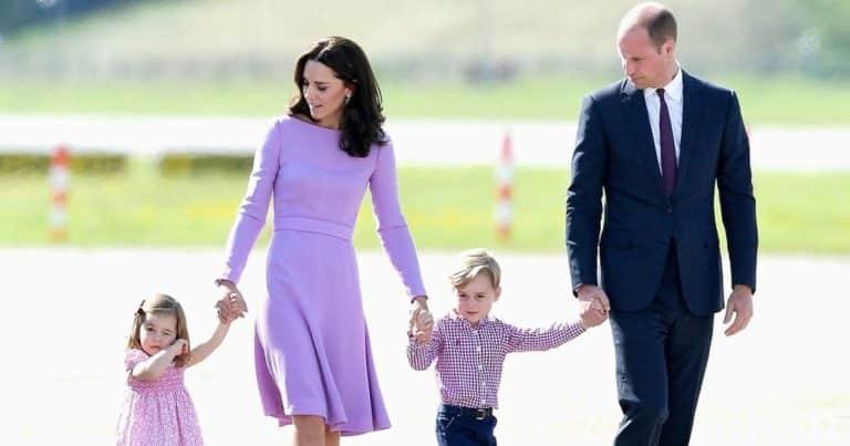 William et Kate : George et Charlotte ont leur propre calendrier 2021 !