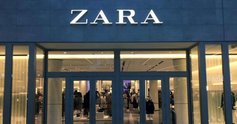 Zara jupe sweat