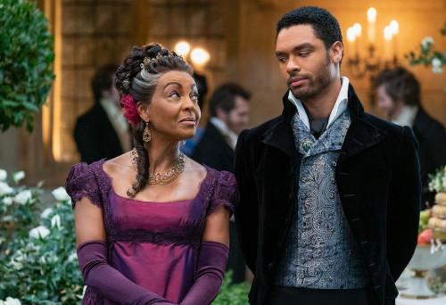 Des nobles joués par des acteurs noirs