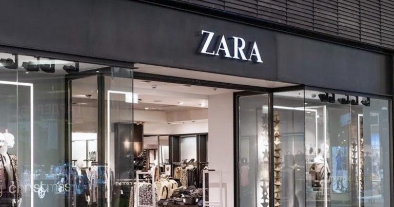 Zara - Jeans rose
