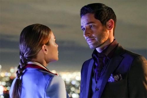 Chloe dans la saison 5 de Lucifer