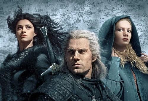 The Witcher est une des meilleures séries Netflix