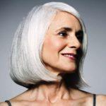 Cheveux gris : Inspirez-vous de ces stars qui ont adoptés la tendance !