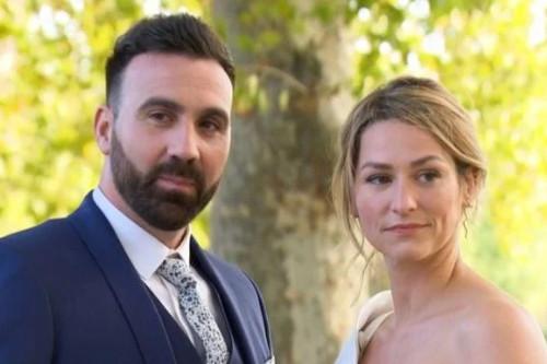 Laure et Matthieu dans Mariés au premier regard 2021