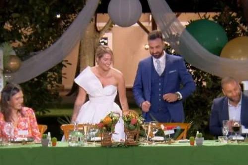 Matthieu et Laure le 5 avril sur M6
