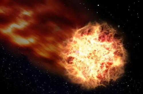 Une comète va s'approcher de la Terre