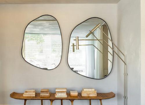 Miroir irrégulier