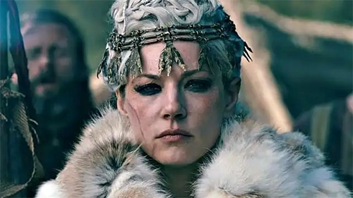 Lagertha dans la série Vikings