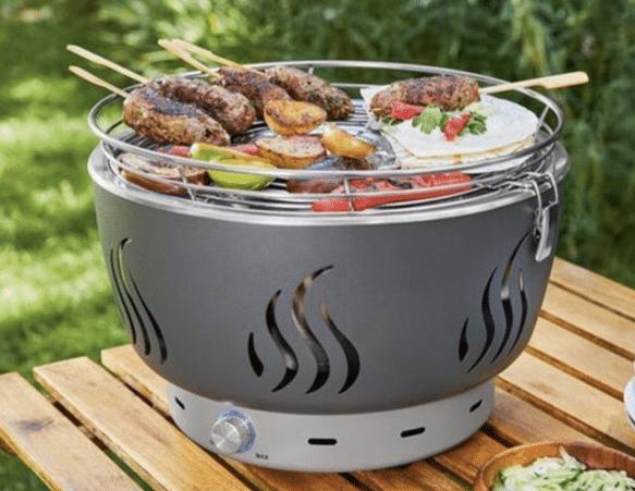 Barbecue de table de Lidl