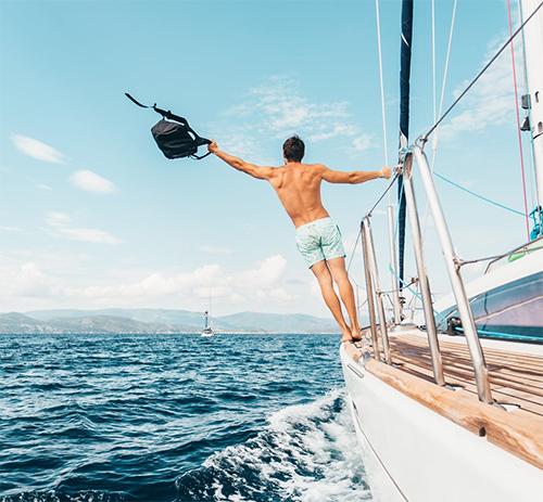 Louer un voilier pour les vacances d'été