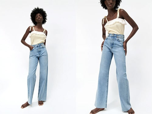 Un jean sublime au prix abordable