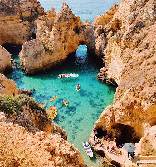 Le Portugal, entre plage et histoire